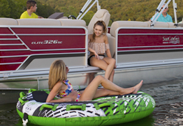 Suncatcher Pontoon Boats For Sale Oshkosh WI