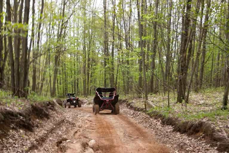 UTV Riding In Crivitz Wisconsin