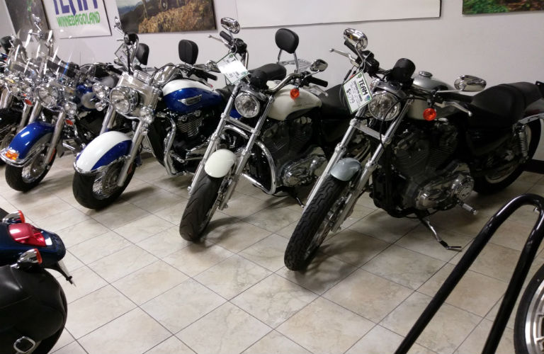 Used Cruiser Motorcycle Inventory Oshkosh WI