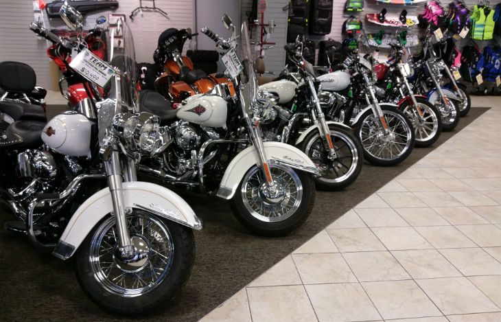 Used Cruiser V-Twin Motorcycles Near Milwaukee County