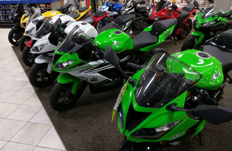 Used Motorcycle Inventory Oshkosh WI