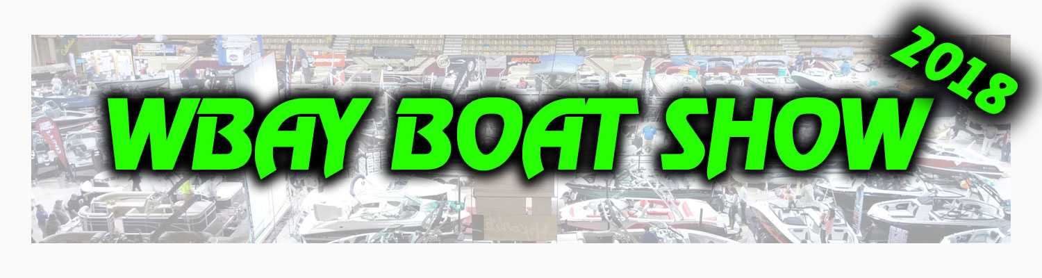 WBAY Boat Show Home Page Green Bay WI 2018