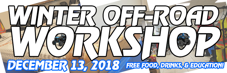 WINTER WORKSHOP 2018 SCHEDULED EVENTS OSHKOSH WI