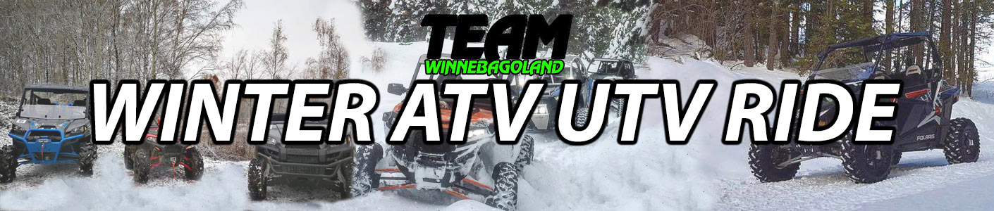 Winter Off-Road ATV UTV Ride CLP