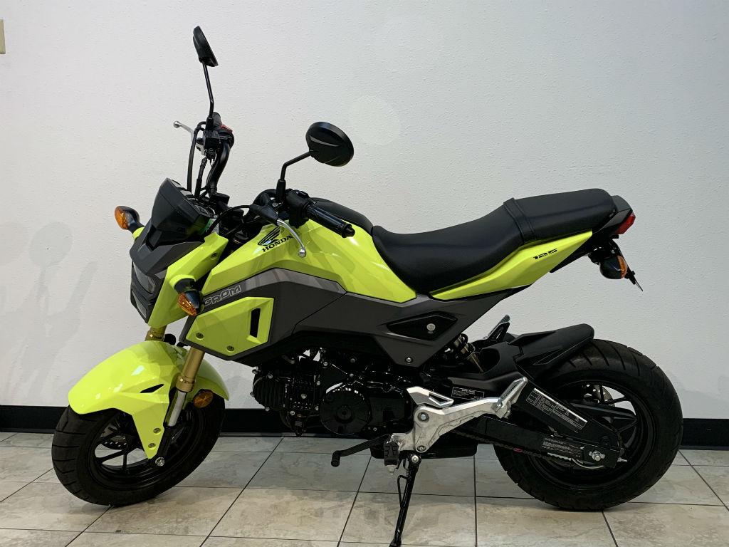 2018 Honda Grom