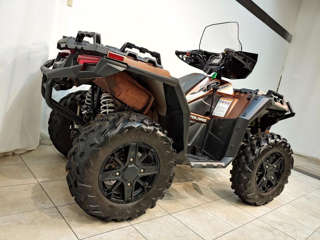 2017 Polaris Industries Sportsman XP 1000 Matte Copper LE