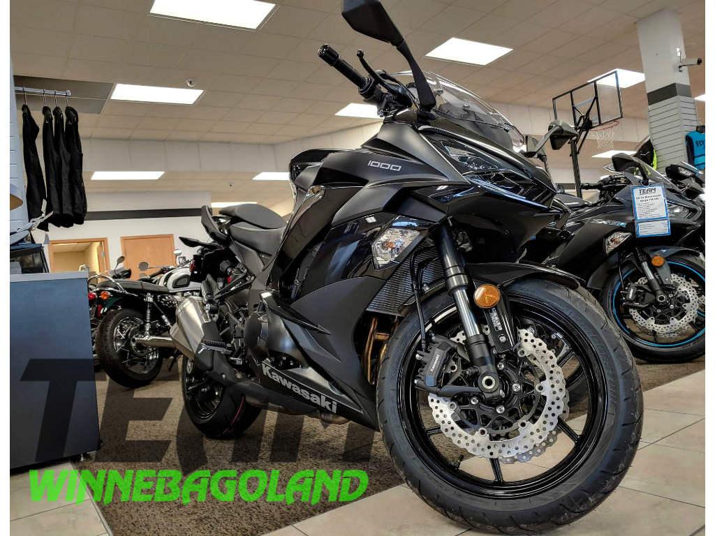 2019 Kawasaki Ninja 1000 Abs For Sale In Oshkosh Wi Team