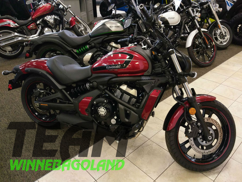 2017 kawasaki vulcan s abs for sale in oshkosh, wi. team