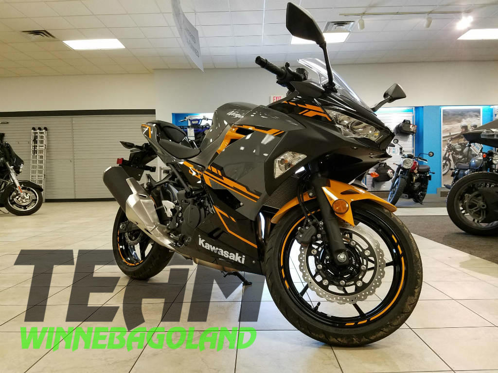 2018 Kawasaki Ninja 400 Abs For Sale In Oshkosh Wi Team