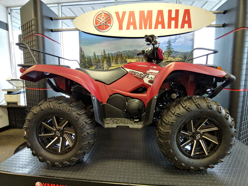 2019 Yamaha Grizzly EPS for sale in Oshkosh, WI | Team