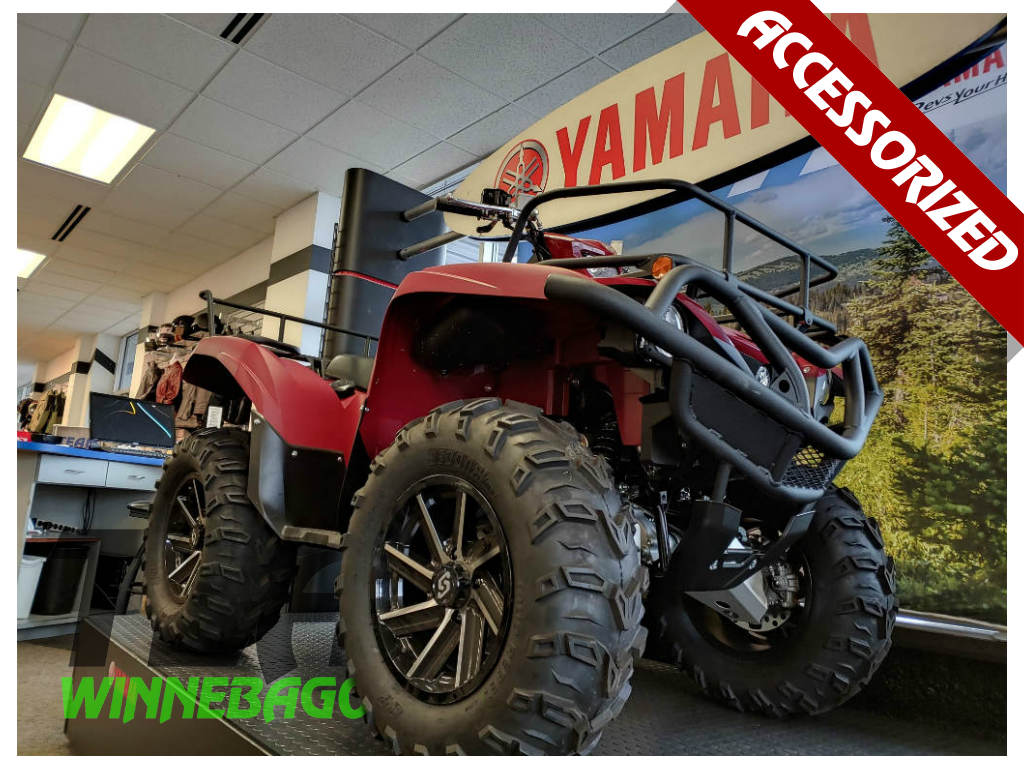 2019 Yamaha Grizzly EPS for sale in Oshkosh, WI | Team Winnebagoland
