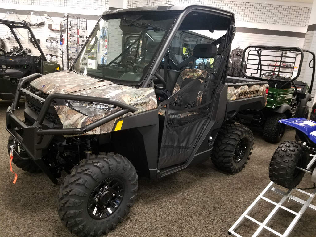 2019 Polaris Industries RANGER XP® 1000 EPS Ride Command - Camo for