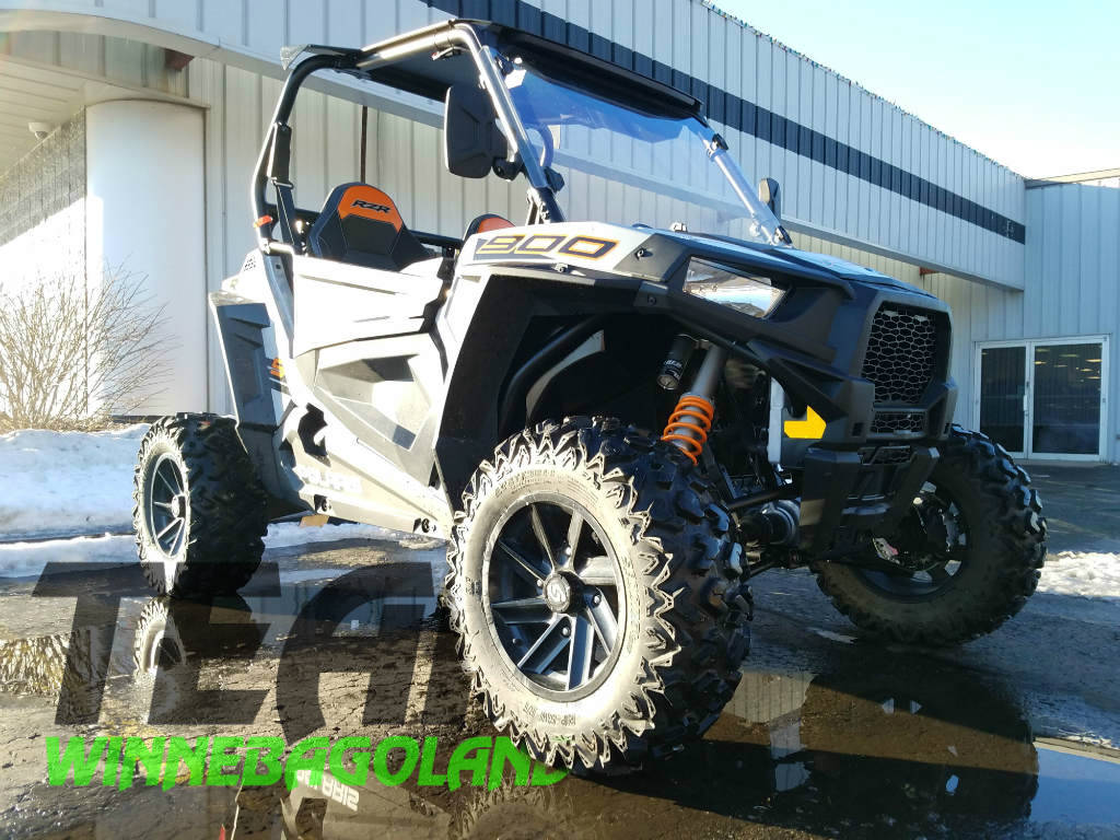 2019 Polaris Industries RZR S 900 EPS - Ghost Gray for sale