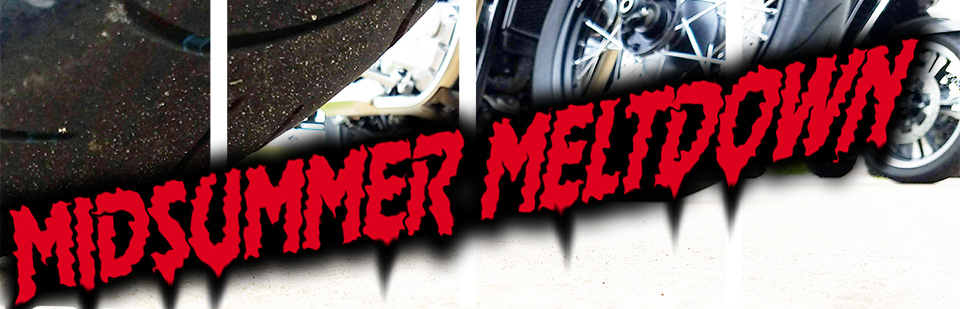 July Motorcycle Clearance Sale