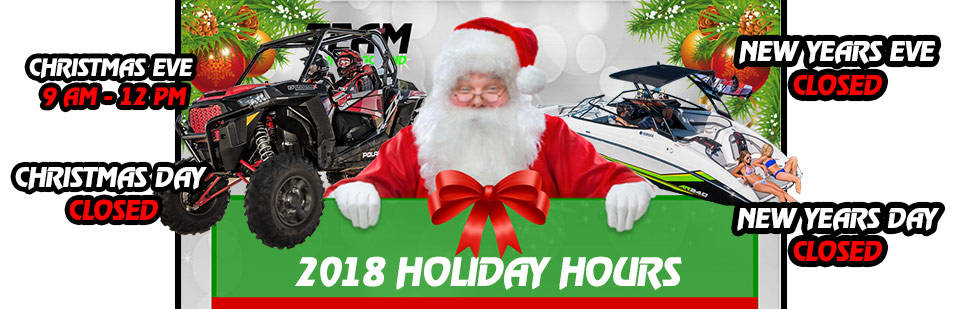 Powersports Holiday Deals