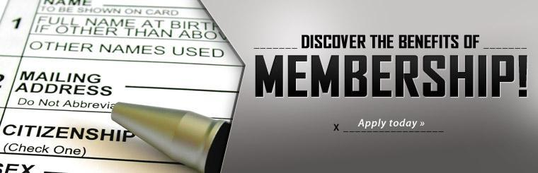 Discover the benefits of membership! Click here to apply today.
