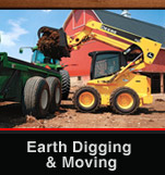 Earth Digging & Moving