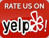 Rate us on Yelp!