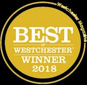 Best of Westchester Winner 2018