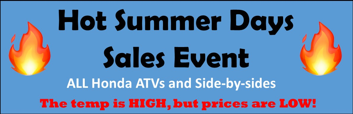 Hot summer Days Sale
