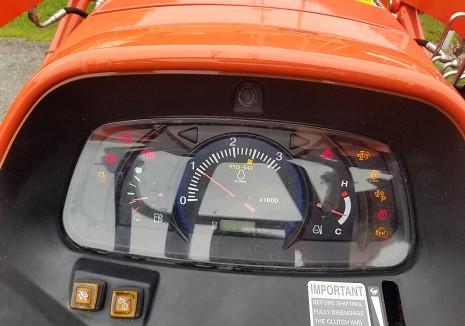 Dashboard Display
