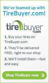 TireBuyer widget