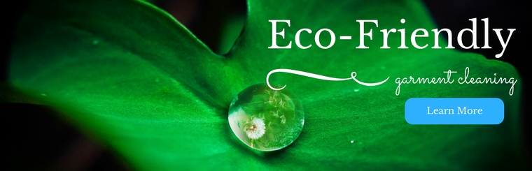 Eco-Friendly Garment Cleaning