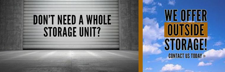 Store with us Donu0027t need a whole storage unit? We offer outside storage!  sc 1 th 127 & Pure Storage of Minot Minot ND (701) 833-1585