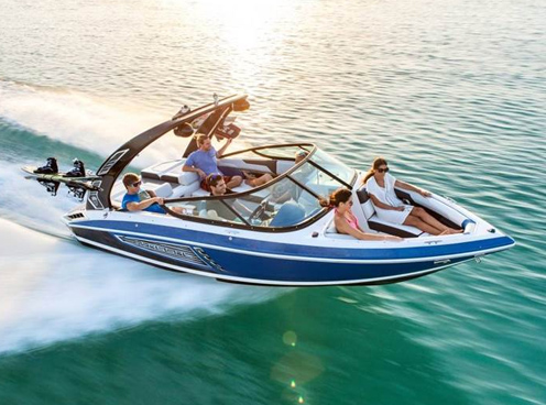 Regal 21 RX Surf Boat