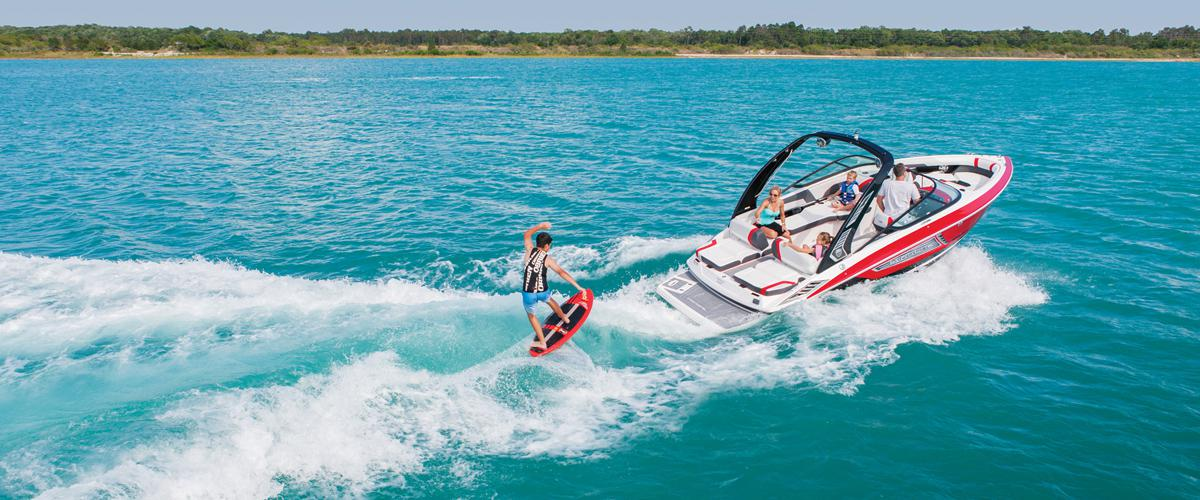 Regal Surf Boats