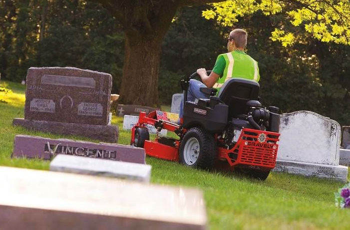 Gravely Compact Pro Mowers