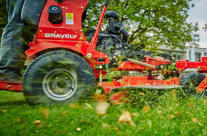 Gravely Pro Stance Mowers