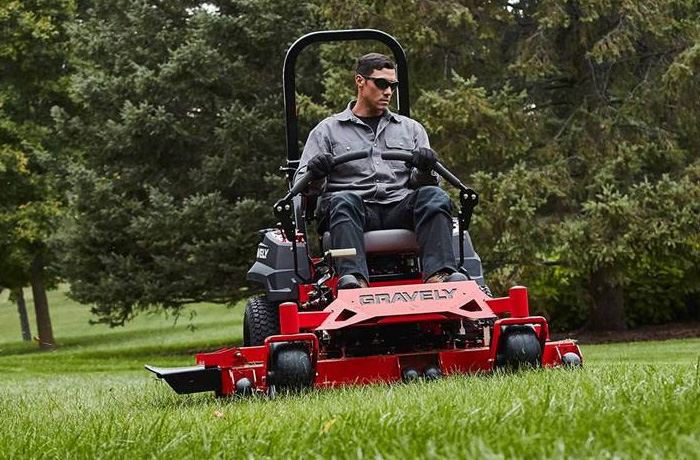 Gravely Pro Turn Mowers