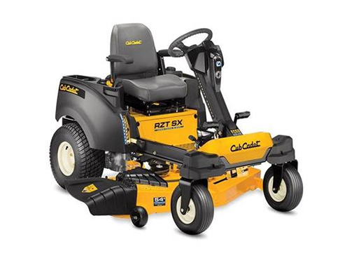 Cub Cadet RZT Riding Lawn Mowers