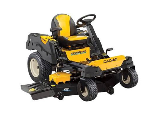 Cub Cadet Z Force Riding Lawn Mowers