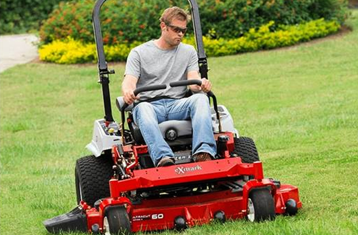 Exmark Lazer Z E Series Riding Mowers