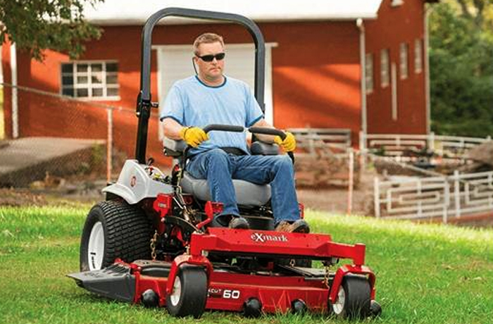 Exmark Lazer Z S Series Riding Mowers
