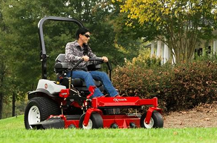 Exmark Lazer Z X Series Riding Mowers