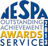 Nespa Outstanding Achievement Awards Service 2013