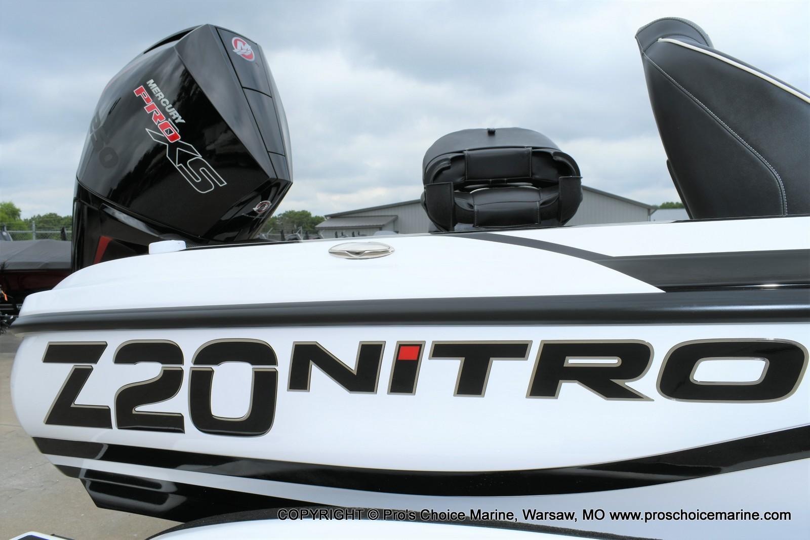 2020 Nitro Nitro Z20 for sale in Warsaw, MO   Pro's Choice Marine