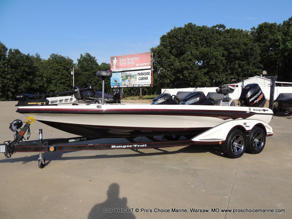 2018 Ranger Z521C Ranger Cup for sale in Warsaw, MO | Pro's Choice Marine  (877) 827-2840