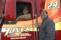 Tony's Tire Service, Truck & Towing