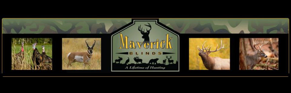 Now Offering Maverick Blinds