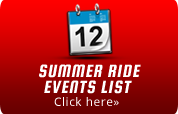 Summer Ride Events List