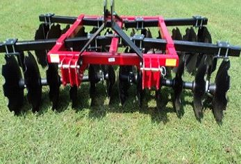 Heavy Duty Harrow