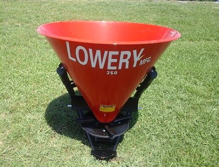 Lowery Fertilizer Spreader