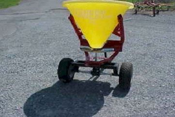 Lowery Fertilizer ATV (Pull) Spreader