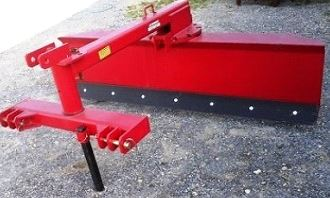 Chicken Litter Scrape Blade