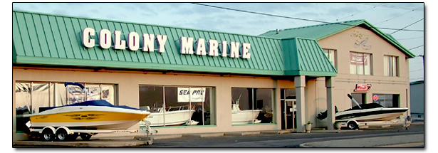 Colony Marine Algonac