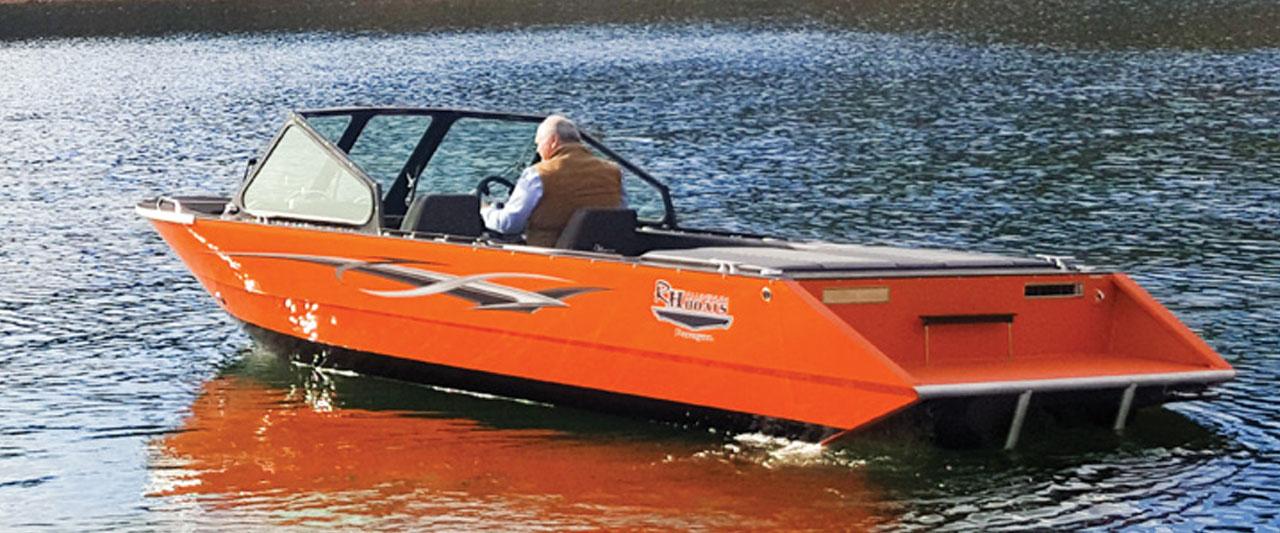 RH Aluminum Boats M & P Mercury Sales Ltd
